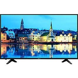 HISENSE E5500 TV LED HD, Natural Colour Enhancer