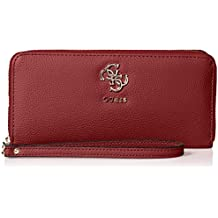 Amazonfr Portefeuille Guess Rouge