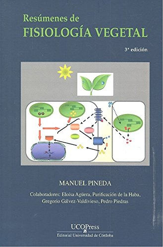 Resúmenes de fisiología vegetal por Manuel Pineda Priego