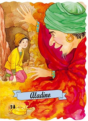 Aladino (Troquelados clásicos) por Cuento popular árabe