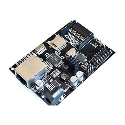 UIOTEC IBOARD W5100 Ethernet Module for Development Board with Poe/Xbee And SD Card Slot Expansion*