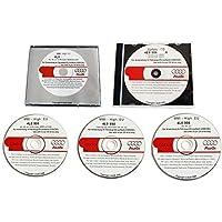 Audi MMI Actualizar CD's de v.5570 para mmi High 2G A4 8E A5 8T, Audi Piezas originales