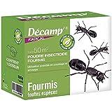 Crea 05668 Anti-polvo hormigas, color blanco