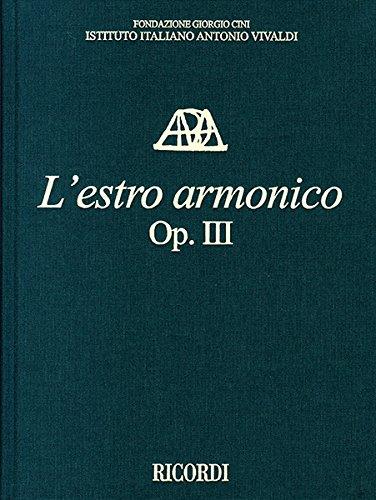 L'estro armonico, opus III