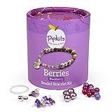 Pipkits bisutería pulsera de cuentas (Kit (Blackberry)