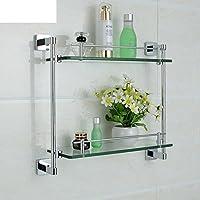 Cobre doble acristalamiento parrillas/Accesorios de baño aparador de cristal-A - mueblesdebanoprecios.eu - Comparador de precios