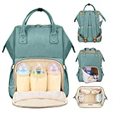 #10: Motherly Diaper Bags for Mom and Baby Stylish Maternity Backpack