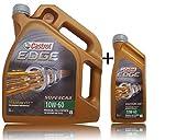 1x5+1x1 Liter castrol Edge 10 W-60 BMW M Modelle Supercar
