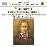 Schubert - Poets of Sensibility, Vol 4