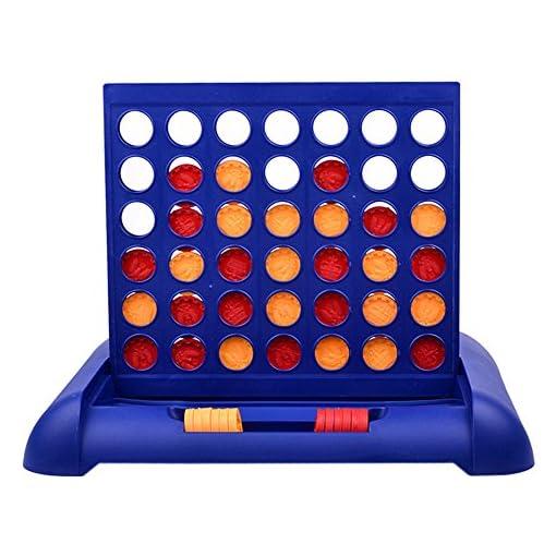 Demiawaking-Kid-Child-Connect-4-Spiel-Kinder-Bildungs-Brettspiel-Spielzeug Demiawaking Kid Child Connect 4 Spiel Kinder Bildungs Brettspiel Spielzeug -