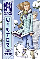 Miki Falls, Volume 4: Winter by Mark Crilley (2008-01-06)