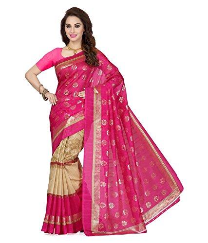 Ishin Silk Saree (Ishinsp-704_Pink)