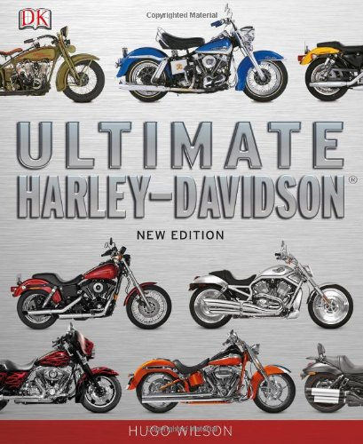 Coole Books Table Coffee (Ultimate Harley Davidson)
