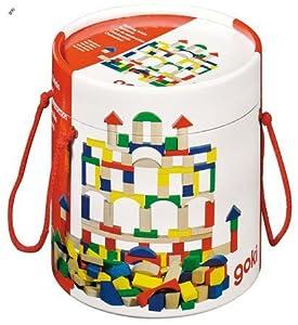 Goki-58669 Puzzles 3DPuzzles 3DGOKIBarril de construcción, Multicolor (Gollnest & Kiesel 58669.0)