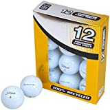 Second Chance Titleist Pro V1 Lake Golf Balls - White, Pack of 12