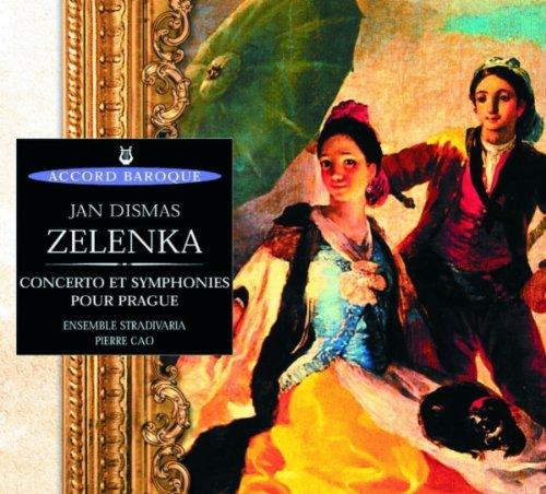 Zelenka: Simphonie a 8 concertanti - Minuetto I et II