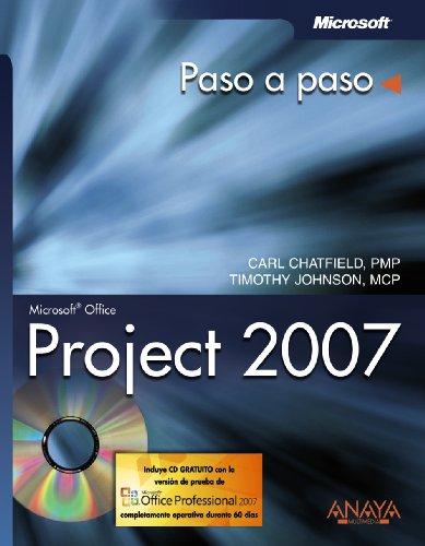 Project 2007 (Paso A Paso) por Carl Chatfield