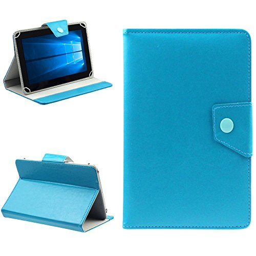 NAUC Acepad A96 Tablet Schutzhülle Tasche Hülle Case Universal Cover Standfunktion, Farben:Türkis
