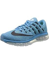 Nike Air Max 2016, Zapatillas de Running para Hombre, Blanco, Media