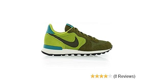 timeless design 76bb8 2a68c Nike NIKE807407-300 - W Internationalist PRM Damen, Gr n (grün), 36 M EU  Amazon.de Schuhe  Handtaschen