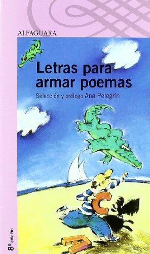Letras para armar poemas