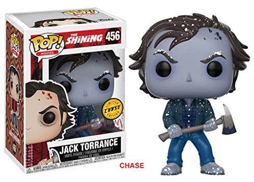Funko Pop The Shining Jack Torrance Vinyl Figure 456 Limited Edition Chase