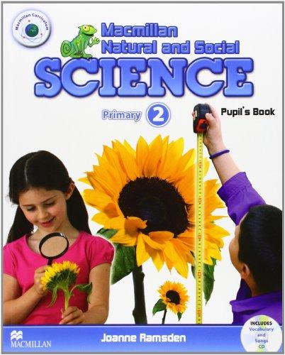 MNS SCIENCE 2 Pb Pk (Macmillan Natural and Social Science) - 9780230400849 (Mac Natural&Social S)