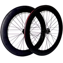 Pareja de ruedas Mowheel para bicicleta Fixie o single speed. Perfil 70mm