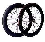 Pareja de ruedas Mowheel para bicicleta Fixie o single speed. Perfil 70mm