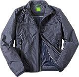 BOSS Green Herren Jacke Jack modisches Langarmoberteil Uni & Uninah, Größe: M, Farbe: Blau
