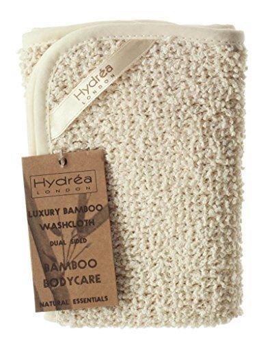 Hydrea London - Gant de toilette en Bambou