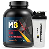 Best Mass Gainers - MuscleBlaze Mass Gainer XXL with free Shaker Review