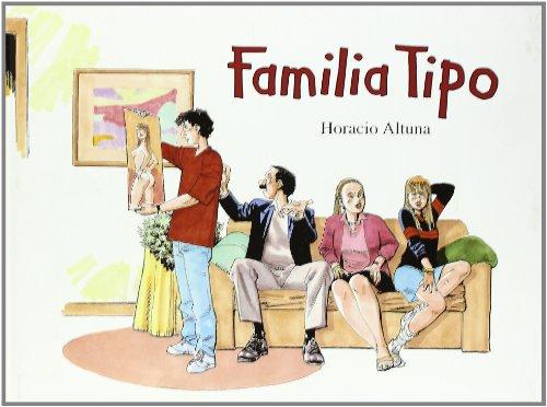 FAMILIA TIPO (COMIC ADULTOS)