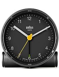 Braun BNC001BK Réveil classique avec fonction d'alarme crescendo Noir