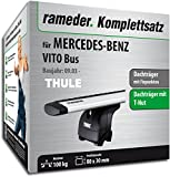 Rameder Komplettsatz, Dachträger WingBar für Mercedes-Benz VITO Bus (114737-05013-1)