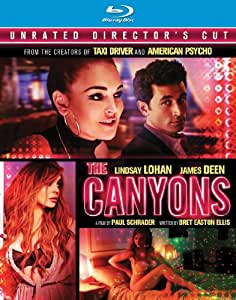 Canyons [Blu-ray] [2013] [US Import]