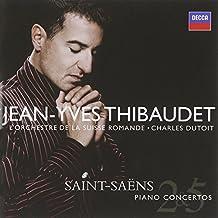 Saint-Saëns : Concerto pour piano n° 2 Op.22 - Concerto pour piano n° 5 Op.103 - Variations symphoniques