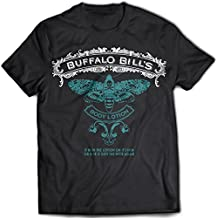 9331 Buffalo Bill's Body Lotion Homme T-Shirt Silence Of The Lambs Hannibal Lecter Horror Serial Killer