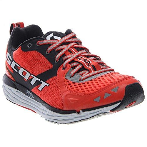 Schuhe Scott Running T2Palani ROSSO-NERO