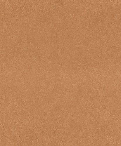 Rasch Tapeten 860184 Vlies Tapete Rasch Kollektion b.b Home Passion VI, Orange, 10,05m x 0,53m (LxB)