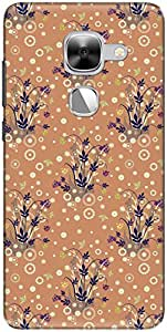 The Racoon Grip printed designer hard back mobile phone case cover for LeEco Le Max 2. (Shrubs Ora)