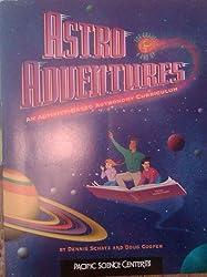 Astro adventures: An activity-based astronomy curriculum