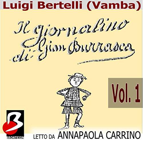 Gian Burrasca, Volume 1  Audiolibri