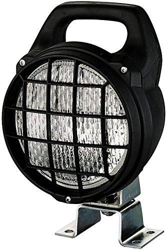 HELLA 1G4 003 470-051 Arbeitsscheinwerfer Matador für Nahfeldausleuchtung, Anbau/ Bügel, rund, Halogen,12V/24V