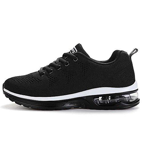 Sitaile unisex uomo donna scarpe da ginnastica scarpe da corsa sportive fitness running sneakers basse scarpe da basket ragazzo ragazza casual gym shoes