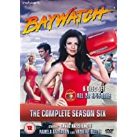 Baywatch - The Complete Season 6 [DVD] by David Hasselhof