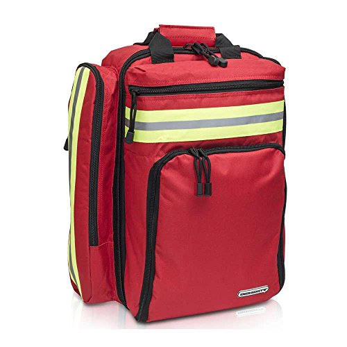 ELITE BAGS SUPPORTER Notfallrucksack (rot & schwarz) (rot)