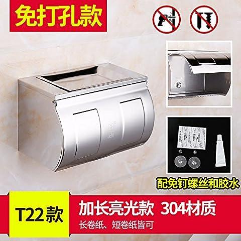 LLLDB Carta Igienica Box Lavaggio Igienica Carta Igienica Volume Del