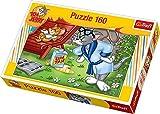 Trefl - Puzzle, 160 piezas, la razón: Tom y Jerry para tomar el sol