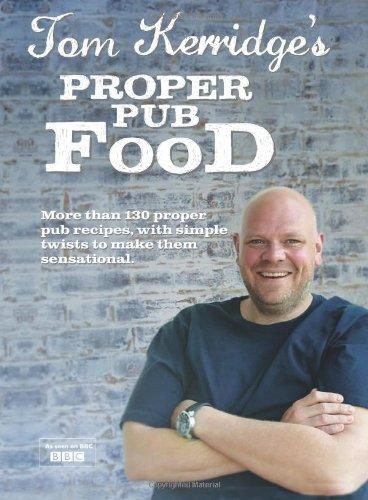 [PDF] Téléchargement gratuit Livres Tom Kerridge's Proper Pub Food by Tom Kerridge (2013-12-31)